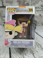 FUNKO POP! ANIMATION #325 HEY ARNOLD!  HELGA PATAKI VINYL FIGURE