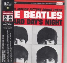 The Beatles ‎– A Hard Day's Night (Original Motion Picture Sound Track) CD