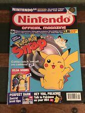 Official Nintendo Magazine - Issue 96 - Sep 00 - Pokemon Snap - Nintendo 64
