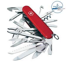 "Victorinox Swiss Army Knife ""Swiss Champ"" Multi Tool Pocket Knife"