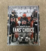 RUTGERS FOOTBALL KHASEEM GREENE SIGNED ERIC LEGRAND SPORTS ILLUSTRATED COVER WOW