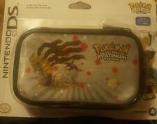 BNMOC Nintendo DS Lite Pokemon Platinum Version Hologram Protective Case go