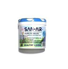 SAN-AIR MOULD GONE: HEALTHY AIR NATURALLY: RESISTS MILDEW & REMOVES MUSTY ODOURS