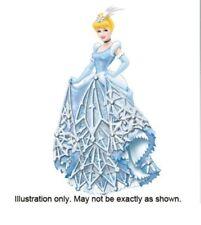 Disney Snowflake Splendor Cinderella Bradford Exchange Figurine