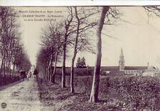 CPA 61 ORNE Mortagne au Perche Soligny-la-Trappe GRANDE TRAPPE Le Monastère