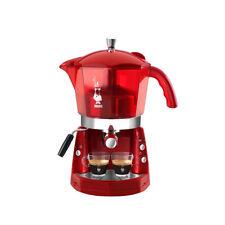 Macchina da caffè 20 bar trivalente Bialetti Mokona Rossa trasparente CF40 Rotex