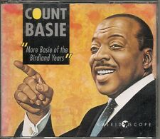 COFFRET 2 CD COMPIL 36 TITRES--COUNT BASIE--MORE BASIE OF THE BIRDLAND YEARS