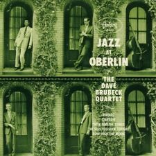 THE DAVE BRUBECK QUARTET Jazz At Oberlin RARE OOP REMASTERED HYBRID SACD