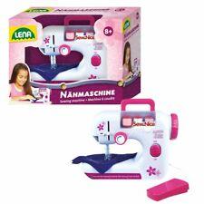 Kindernähmaschine Nähmaschine für Kinder mit echten Funktionen - Lena 42521 NEU