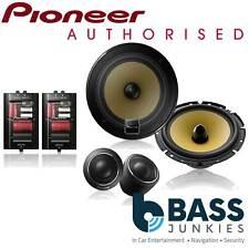 "Pioneer TS-E171Ci 260 Watts 6.5"" Inch 17CM 2 Way Component Car Speakers Kit"