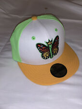 Men's Eugene Emeralds Los Monarcas New Era  59FIFTY Fitted Hat NWT 6 7/8