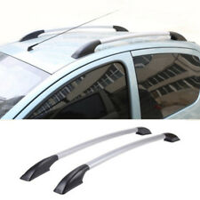 Top Roof Side Rails Rack Cargo Luggage   Aluminium Fit for Mazda 5