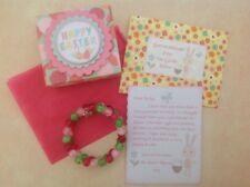 Personalised Easter Bunny Letter, Bracelet, Gift Box, Easter Gift, Easter Hunt