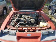 Original 1981-1987 Ford Mustang 2,3L ohne turbo EEC IV Motor Rumpfmotor
