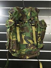 Dutch DPM Army Surplus Day Sack Rucksack fishing,shooting,air soft