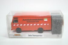Brekina 93461 - 1/87 FIAT ZETA riquadro-autobahnmeisterei Dortmund-Sud-NUOVO