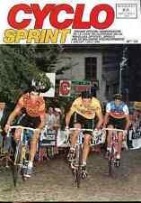 claudy criquielion claude stephen roche cyclisme cyclo Sprint Belgian magazine