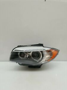2011 2012 2013 BMW 135i 128i Driver Left LH Side LED XENON HID HEADLIGHT OEM