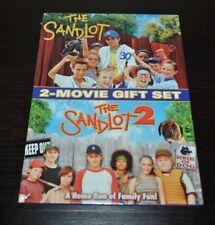 The Sandlot - Gift Set (Dvd, 2006, 2-Disc Set) Factory Sealed