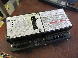 Allen-Bradley Powermonitor II 1403-LM05B Ser. A FRN 3.05 24VAC 50/60Hz 24/48VDC