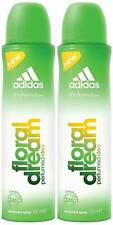 Adidas Floral Dream Perfumed Deo 24H Freshness Women Spray 150ml Selected 2 Pack