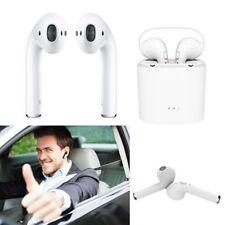 Auriculares inalambricos bluetooth Airpods iPhone Samsung HBQ TWS I7 caja carga