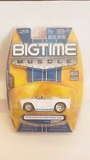 Jada BIGTIME MUSCLE Wave 17 2009 '67 FORD SHELBY GT-500 PEDAL CAR #176 (A+/A+)