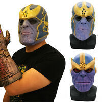 Avengers 3 Infinity Guerra Thanos Infinity Guanto Maschera Cosplay The Prop