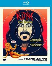 Frank & the Mothers Zappa-Roxy-THE MOVIE BLU-RAY NUOVO