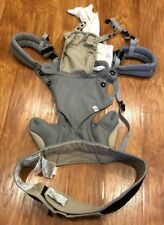 c8a0954b047  200 Ergobaby 360 Grey 4 Position Ergo baby infant child Carrier Beco Bjorn