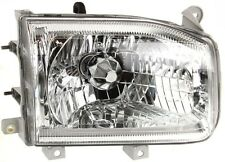 Clear Diamond Front Headlights Safari Continental 1999-2000 RV Motorhome Pair Left /& Right