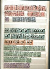 DENMARK, Collection Stamps, Partie 4