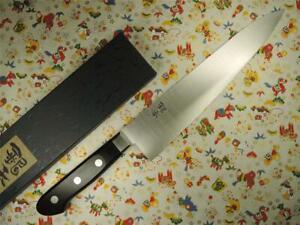Ashi Hamono Ginga Swedish Stainless Steel Gyuto Japanese Knife 240mm