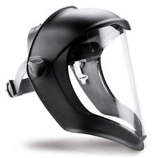Honeywell Bionic 1011624 Safety Faceshield Clear PC Fog-Ban Anti-Scratch Visor