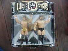 WWE Classic Superstars RARE LIMITED EDITION Ted Dibiase + Million Dollar Man 2pk