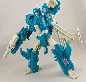 Transformers Titans Return SLUGSLINGER Complete Deluxe Figure