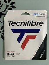Tecnifibre Black Code 16/1.28 Thermocore