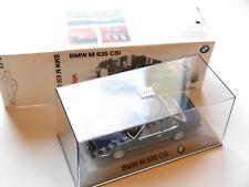 BMW M 635 CSI Blu Bleu Blu Blue metallizzato, Minichamps #80429421475 1:43 spacciatori