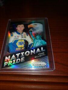 Chase Elliott 2018 Panini Prizm National Pride Refractor #NP-5