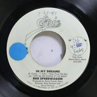 Rock Promo 45 Reo Speedwagon - In My Dreams / In My Dreams On Epic