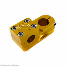 SE Bikes Narler Stem Gold - 55mm Retro BMX - 4428
