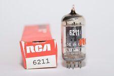 Vintage RCA 6211 tubo electrones para radio/HIFI, audio vacuum tube, nos