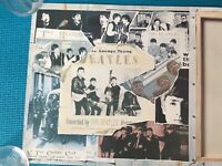BEATLES 1 & 2 & 3 Anthology promo poster 12x36