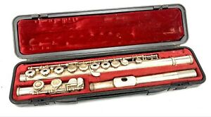 Flute traversière YAMAHA 281SII n° 342166 - dans son écrin et sa housse