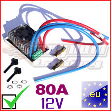 80A 12V PWM PULSE WIDTH MODULATOR w/ AUTO-PROTECTION ADJUSTABLE FREQUENCY & VOLT
