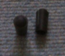 2 coutchoucs de lanceur de bille noir neuf pr  flipper