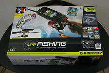 NEW SEALED APPFINITY APP FISHING GAME FOR USE WITH IPHONE AND ANDROID PHONE