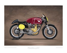 Matchless G50 (1962) -  Limited Edition Collectors Print