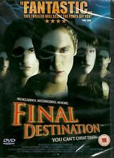 Final Destination - NUEVO DVD