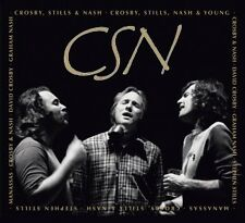 CROSBY, STILLS & NASH - CROSBY, STILLS & NASH  (BOX-SET)  4 CD  ROCK  NEUF
